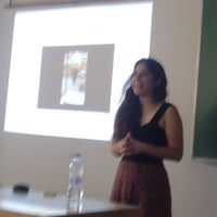 Photo taken at School Of Chemical Engineering by Eirini on 7/6/2015