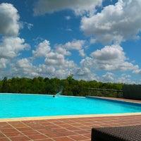 Photo taken at La Estancia Golf Resort by Evelyn A. on 4/29/2013