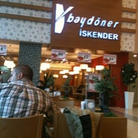 Photo taken at Baydöner by Veysel on 11/11/2012