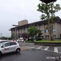Photo taken at Minami Ward Office by Kudoh K. on 6/30/2013