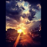Снимок сделан в Таганская площадь пользователем Olga M. 5/30/2013