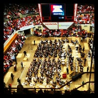 Photo taken at St. John Arena by Christopher on 11/24/2012