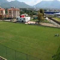 Photo taken at Alanyaspor Futbol Akademisi Tesisleri by Şerefcan Ş. on 10/29/2013