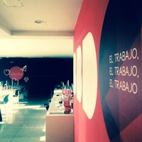 Photo taken at Nuevo Naiteporo by Blondie on 4/5/2014