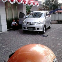 Photo taken at Bank Syariah Mandiri KCP Pajajaran by Ferry A. on 8/30/2013