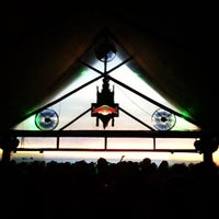 Photo taken at Warung Beach Club by Mateus R. on 2/12/2013