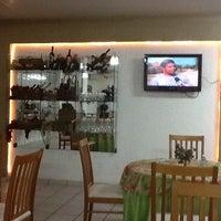 Photo taken at AL Hotel by Sergio Leão L. on 3/5/2013