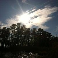 Photo taken at Black Point (Jamestown Island) by Melissa on 11/23/2012