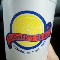 Photo taken at Toomer's Corner by Heather L. on 5/3/2013