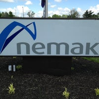 Photo taken at Nemak - Plant 2 by Josh L. on 5/7/2013