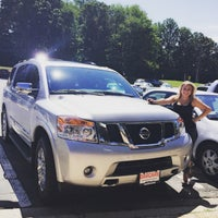 Photo Taken At DARCARS Nissan College Park By Jessika M. On 7/29/ ...