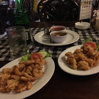 Photo taken at Mini Restaurant & Bar by Илья Н. on 3/14/2017