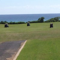 Photo taken at Wailua Golf Course by Steve R. on 1/24/2014