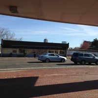 Photo taken at MBTA Roxbury Crossing Station by Totsaporn I. on 4/25/2014