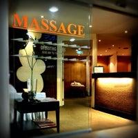 Photo taken at Club Manila Massage Center by Richard B. on 8/17/2014