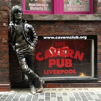 Photo taken at The Cavern Club by Olja F. on 5/18/2013