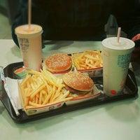 Photo taken at McDonald's by Viktoria G. on 1/12/2013