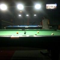 Photo taken at Gaol Billiard Pool & Lounge by Roland L. on 10/23/2013