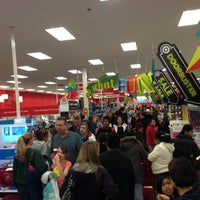 Photo taken at Target by Keela J. on 11/23/2012