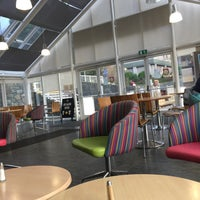 Photo taken at Ta Med Da, Aberystwyth University by Nureen H. on 2/23/2017