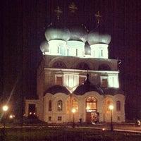 Foto scattata a Успенский Трифонов монастырь da Dmitrii R. il 5/4/2013