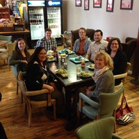 Photo taken at Samantha's Cafe & Catering by rick m. on 3/4/2014