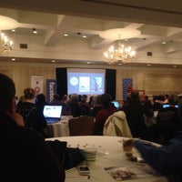Photo taken at Crowne Plaza Pittsfield-Berkshires by rick m. on 3/28/2014