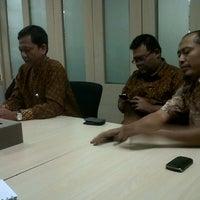 Photo taken at Bank Muamalat - Kantor Pusat by Muhammad S. on 7/11/2013