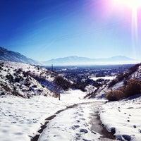Photo taken at Cascade Landscapes by Jenna on 12/25/2013
