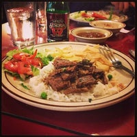 Photo taken at La Carreta Peruvian Restaurant by Jenna on 9/7/2013