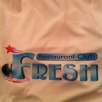 """Photo taken at Ресторан-клуб """"Fresh"""" by Mikhail on 12/4/2012"""