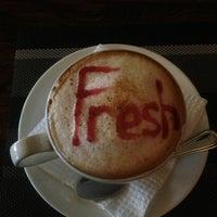 """Photo taken at Ресторан-клуб """"Fresh"""" by Mikhail on 1/16/2013"""