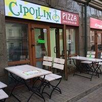 Снимок сделан в Cipollino Pizza пользователем Vadym S. 6/5/2014