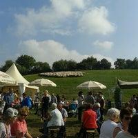 Photo taken at Gulpener Hopfeest by Bea T. on 9/14/2014