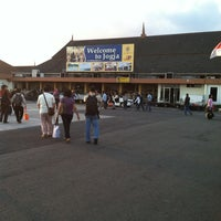 Photo taken at Adisutjipto International Airport (JOG) by angga r. on 4/30/2013