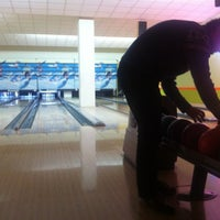 Photo taken at Cosmic Bowling by S.C.D. on 1/12/2013