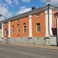 Photo taken at Haminan kaupunginkirjasto by Marika on 7/20/2013