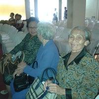 Photo taken at GPDI Lengkong Kecil by Grace D. on 12/29/2013