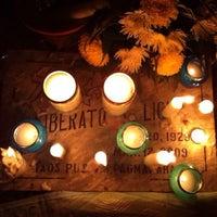 Photo taken at Shrine Cemetery by John on 11/1/2013