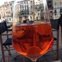 Photo taken at Caffe Vergnano by Eva L. on 12/8/2013
