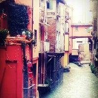 Photo taken at La piccola Venezia - Finestra Sul Reno by giusi b. on 12/26/2012