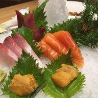 Photo taken at Takewaka Japanese Restaurant (金枪鱼) by Dietmar on 1/6/2015