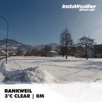 Photo taken at Rankweil by Dietmar on 1/28/2017