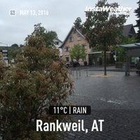 Photo taken at Rankweil by Dietmar on 5/13/2016