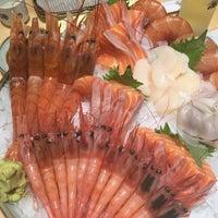 Photo taken at Takewaka Japanese Restaurant (金枪鱼) by Dietmar on 2/5/2015