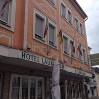 Photo taken at Hotel Lauriacum by Dietmar on 9/9/2013