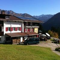 Das Foto wurde bei Kristberg Panoramagasthof von Patrik am 10/21/2012 aufgenommen