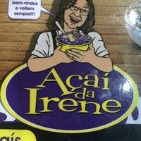 Photo taken at Açaí da Irene by Victor O. on 11/24/2014