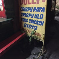 Photo taken at Dolly's Crispy Pata by JohnJoel JJ P. on 3/1/2016