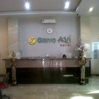 Photo taken at Griyo Avi Hotel by Andi M. on 10/22/2012